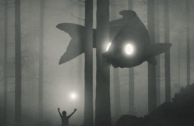 [新聞] 波蘭藝術家把抑鬱症轉化為藝術勇敢面對神秘動物