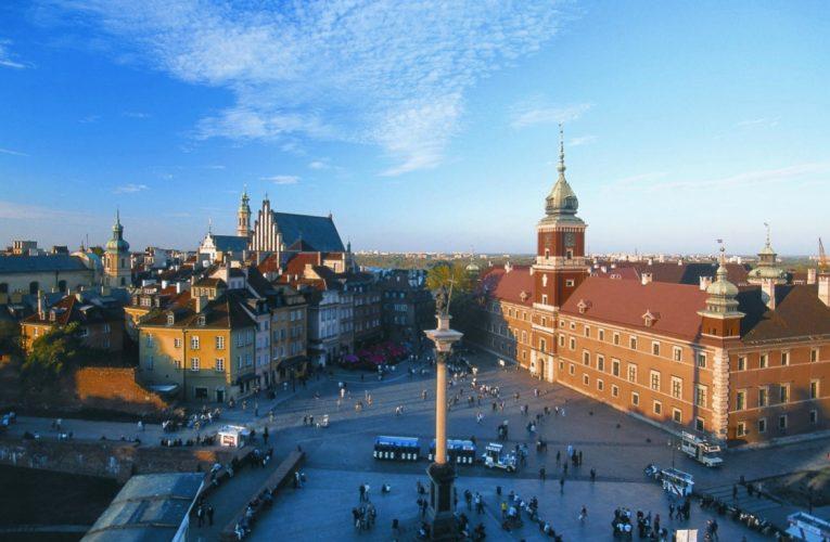 [新聞] 波蘭首都華沙的勇氣和哲學